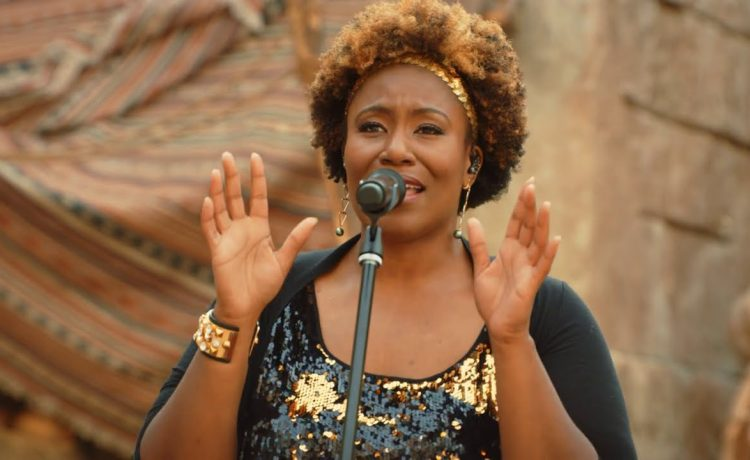 Mandisa Get Used To Different