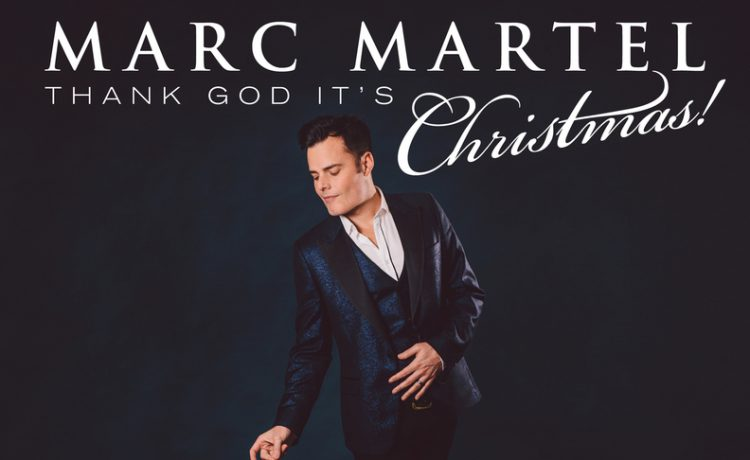 Marc Martel - Thank God It's Christmas