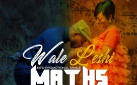 Maths Love - Wale Leshi