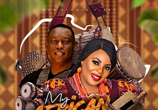 My African Praise - Adaora ft. Peter Tobe