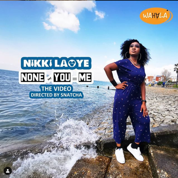 Nikki Laoye - None + YOU = Me