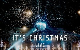 Planetshakers It's Christmas (Live) Album