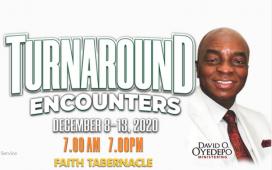 Shiloh 2020 Intercessory Prayer Guidelines For Turnaround Encounter