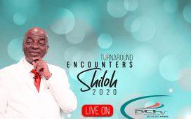 Shiloh 2020 Live Broadcast on DStv & GOtv