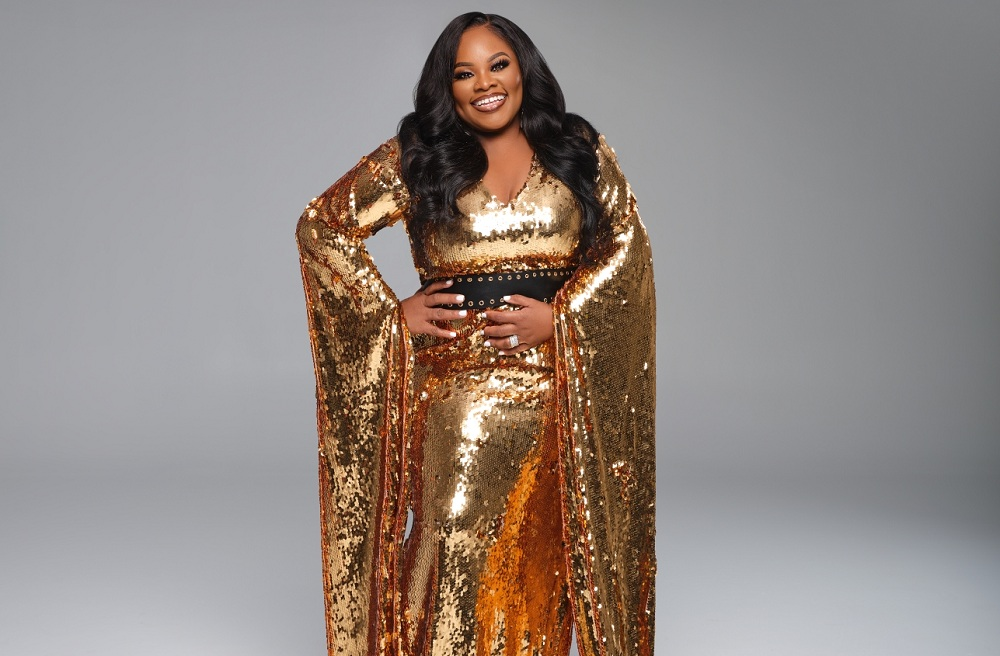 Tasha Cobbs Leonard Ranked Billboard's Top Gospel Artist Of The Decade