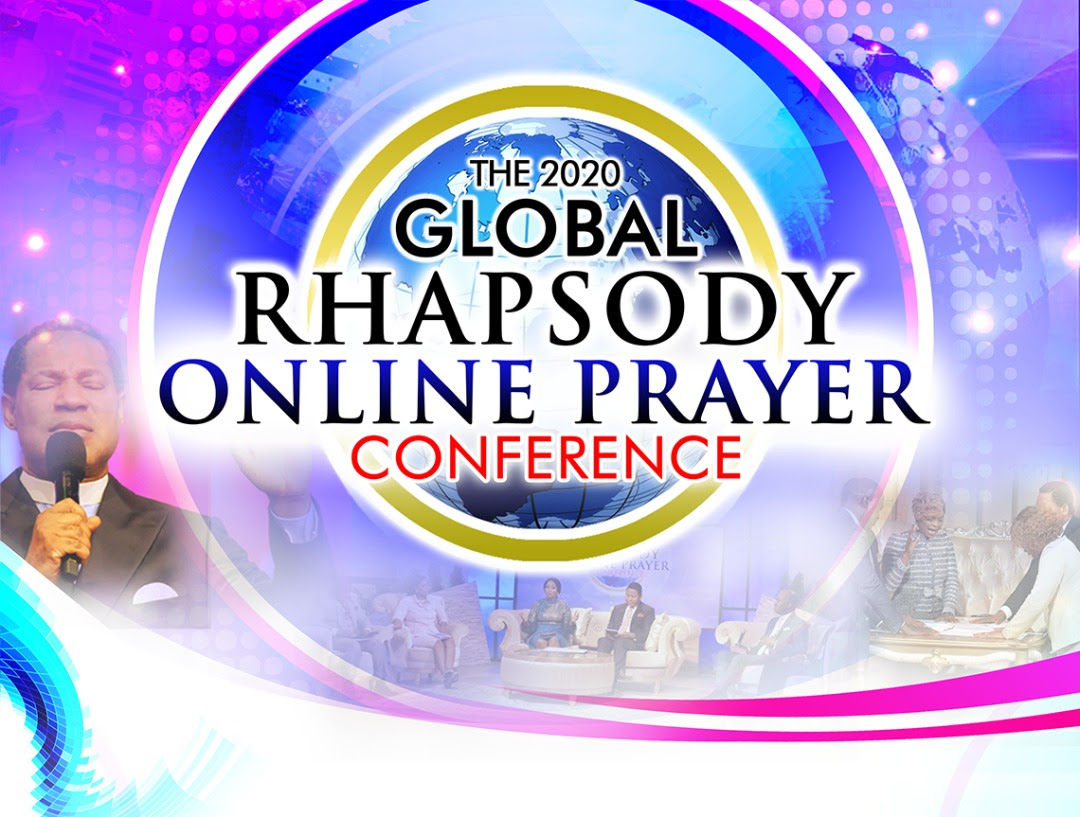 The 2020 Global Rhapsody Of Realities Online Prayer Conference