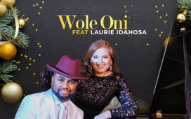 Wole Oni - Come Let Us Adore Him ft. Laurie Idahosa