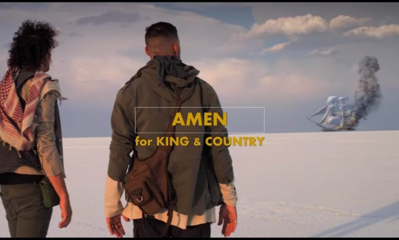for KING & COUNTRY ft. Lecrae - Amen