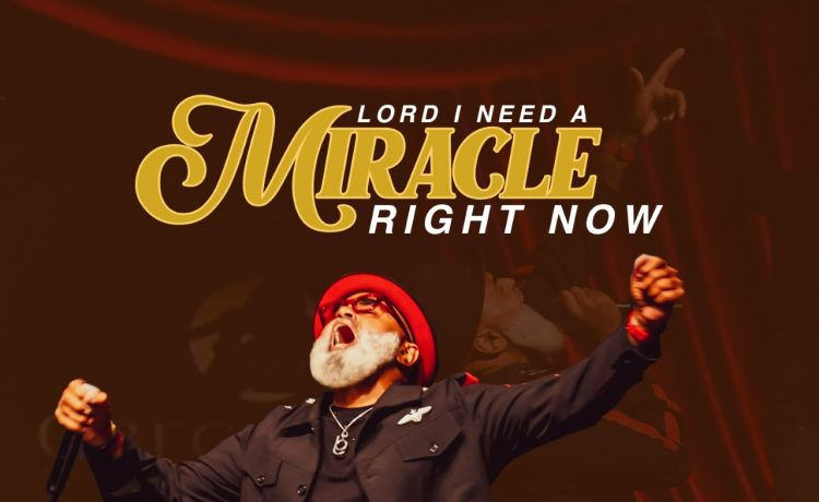 Bishop Greg Davis - Lord I Need a Miracle, Right Now ft. Carlos Whitlow