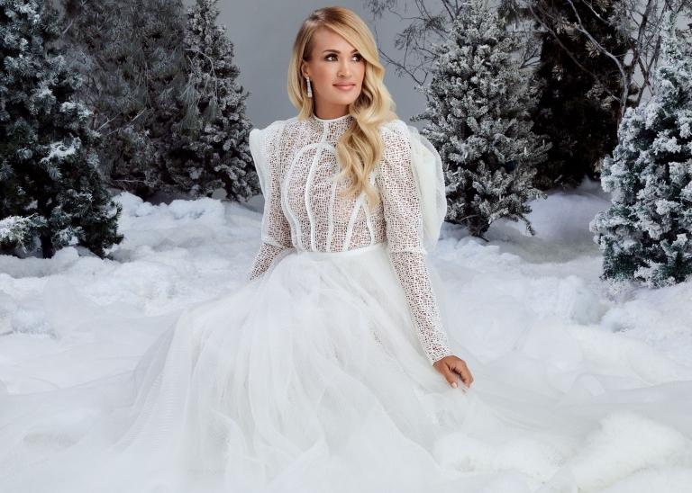 Carrie Underwood Debut Gospel Hymns Album