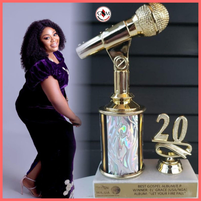 El' Grace won the 2020 Maranatha Awards