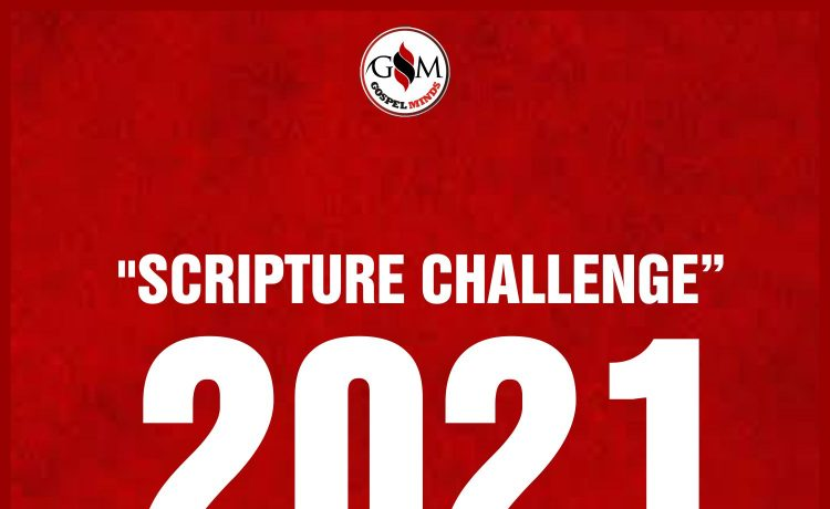 How To Join The Scripture Challenge 2021