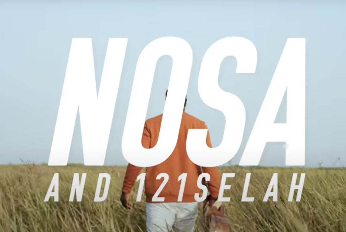 Nosa - We Raise a Sound ft. 121Selah