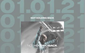 Not Holding Back - JJ Hairston 11th Album