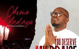 Oladayo Okeowo - You Deserve My Praise