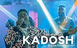 PV Idemudia - Kadosh (Live Ministration)