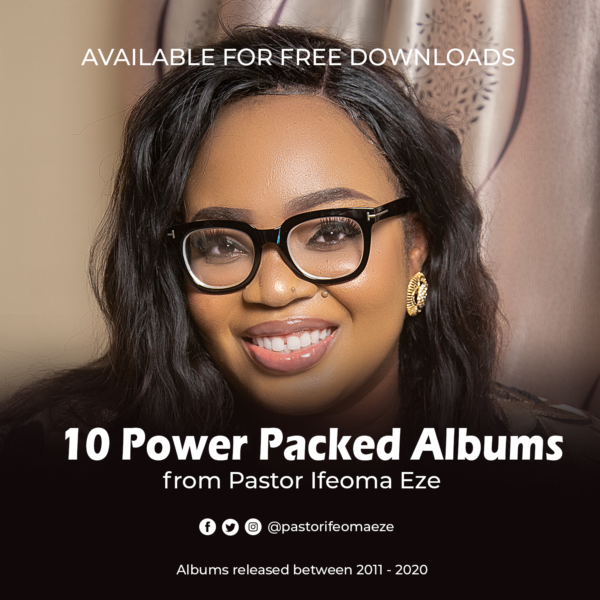 Pastor Ifeoma Eze 10 Power Packed Albums