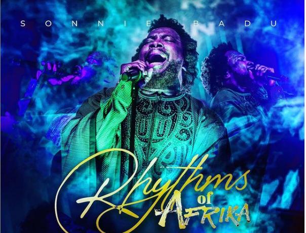 Sonnie Badu - Rhythms of Afrika (Live in Atlanta)