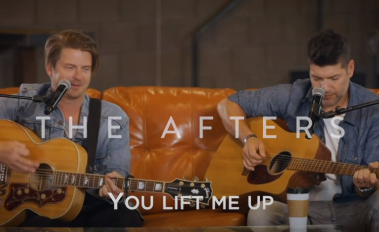 The Afters - Lift Me Up