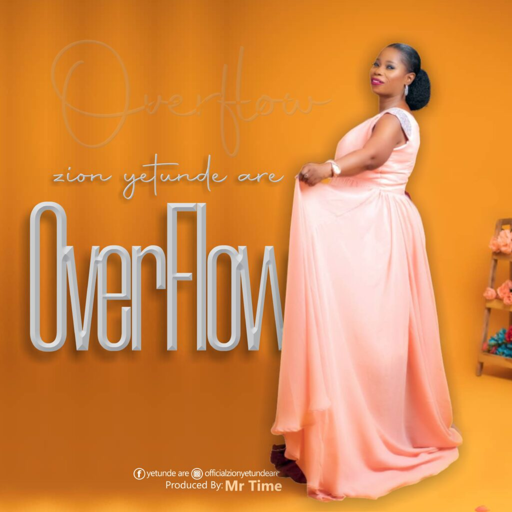 Yetunde Are - Overflow (EP)
