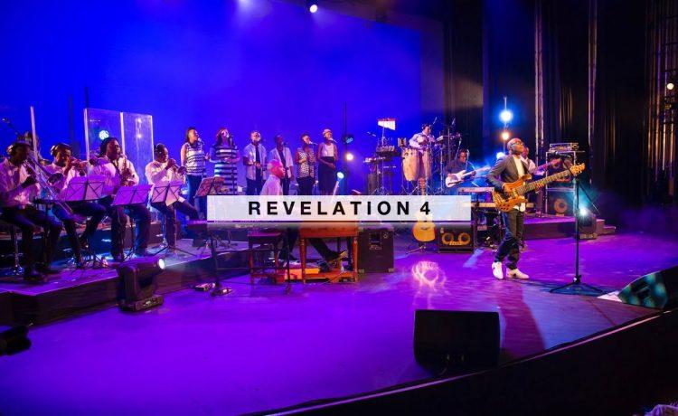 Bheka Mthethwa - Revelation 4