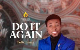 Felix Jimmy - Do It Again