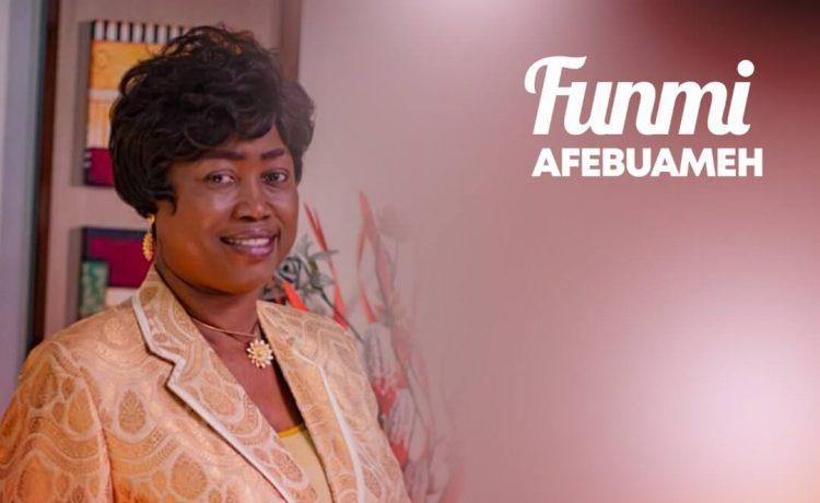 Funmi Afebuameh - Living Water