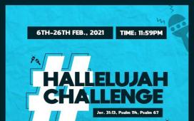 Hallelujah Challenge 2021