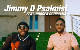 Lover - Jimmy D Psalmist