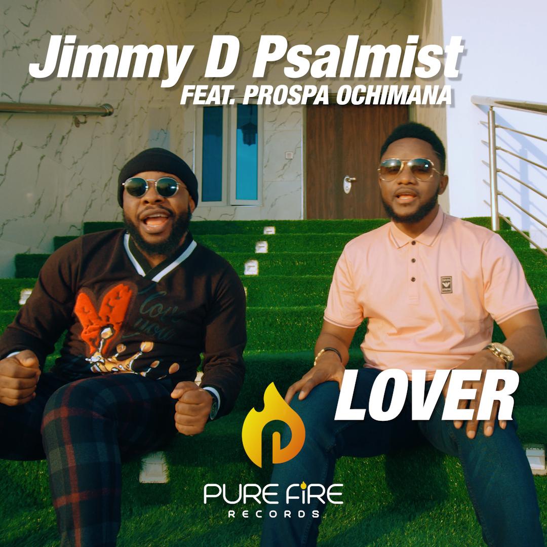 Lover - Jimmy D Psalmist