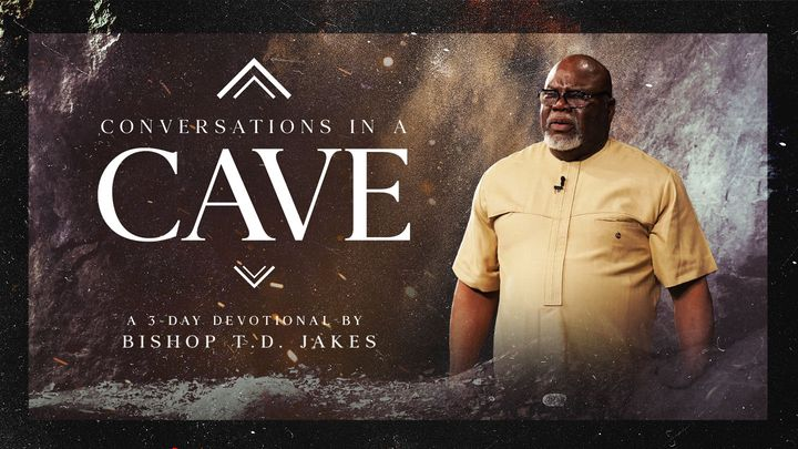 Bishop T.D. Jakes Conversations in a Cave