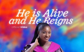 Chissom Anthony - He is alive and He reigns