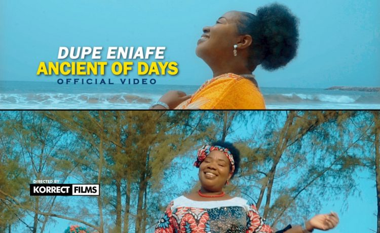 Dupe Eniafe - Ancient of Days