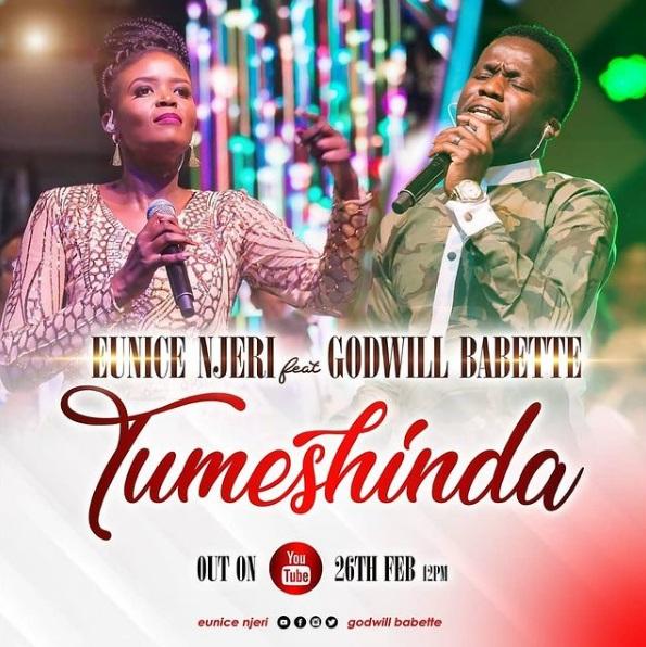 Eunice Njeri - Tumeshinda Ft. Godwill Babette