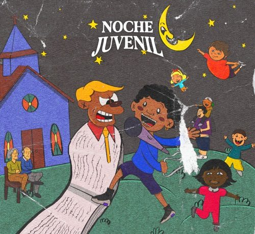 GAWVI - Noche Juvenil (Album)