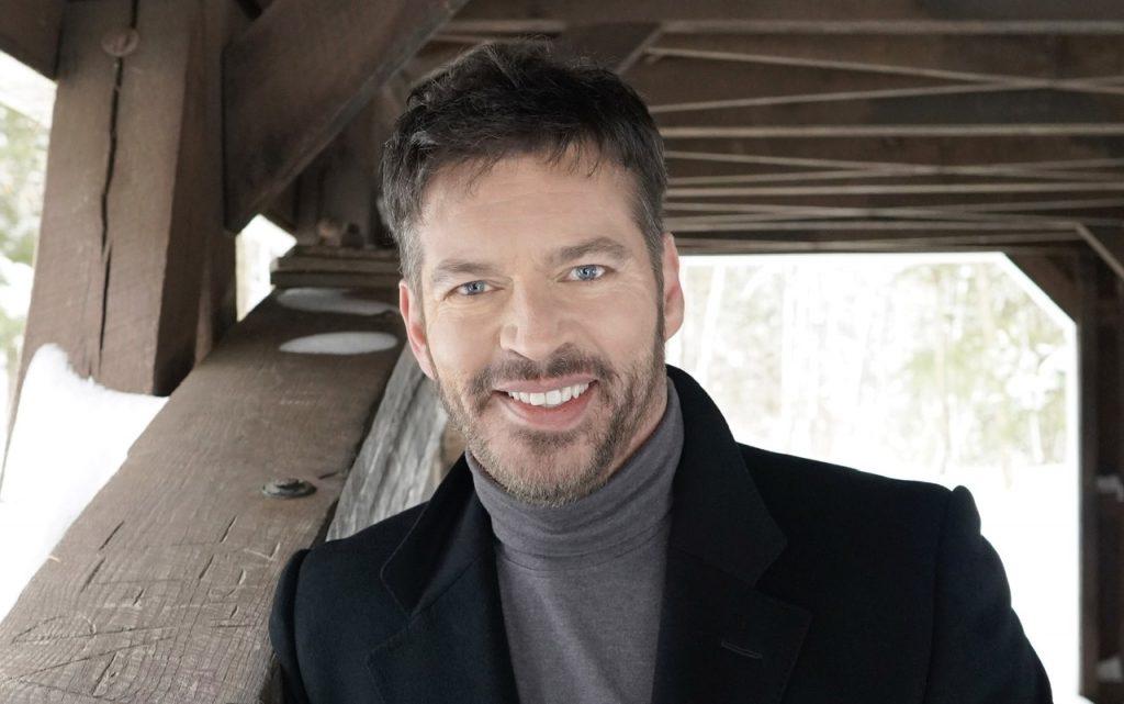 Gospel Singer Harry Connick Jr