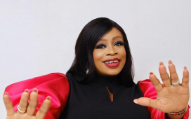 Gospel Singer Sinach Celebrates 48 Years Birthday Today 30th March