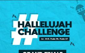 Hallelujah Challenge 2021 GRAND FINALE Day 21