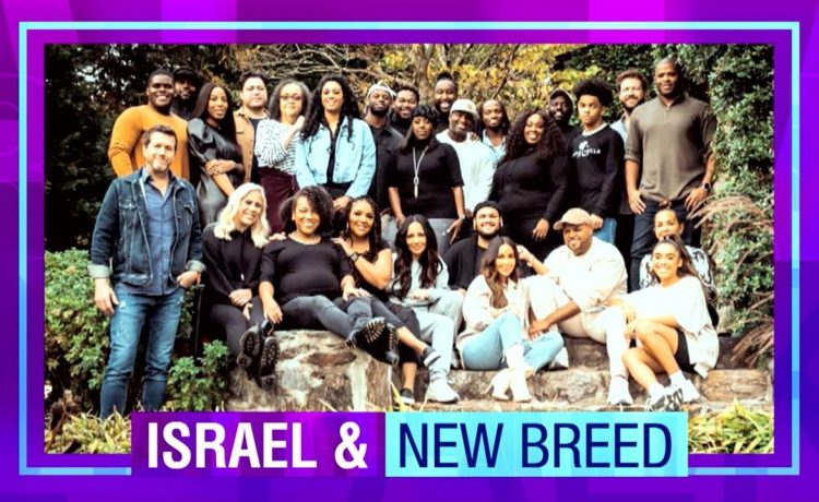 Israel And New Breed - How Great Medley