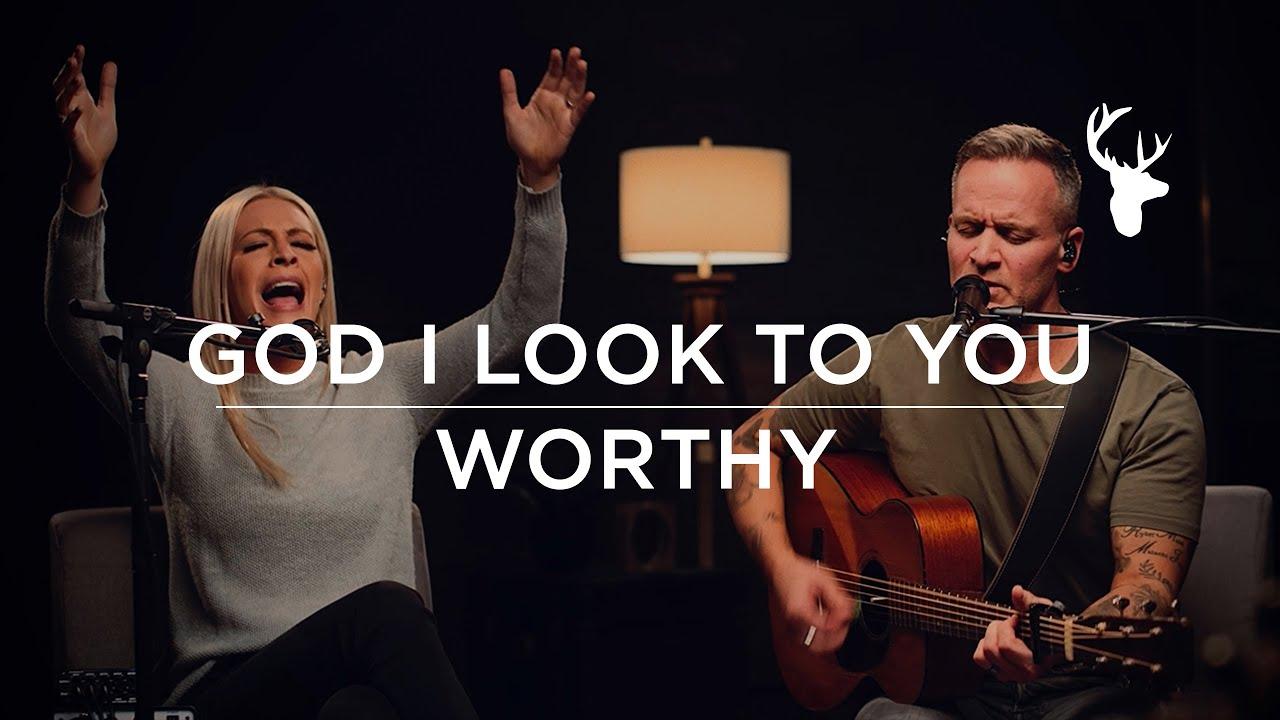Jenn Johnson - God I Look to You, Worthy