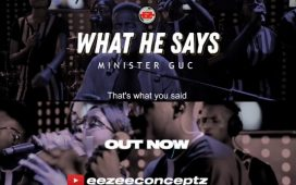 Minister GUC - What He Says