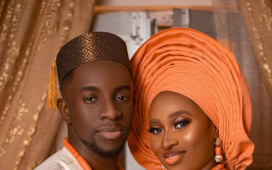 Minister GUC & Wife Nene Ntuk Wedding Pictures 2