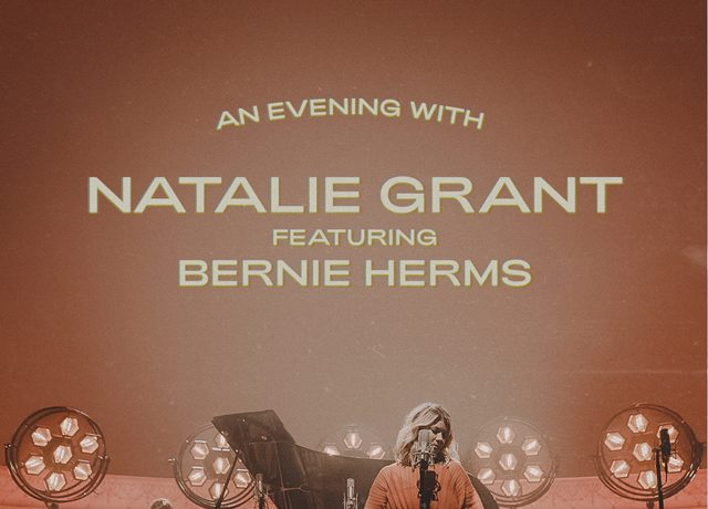 Natalie Grant Tour Dates With Husband Bernie Herms