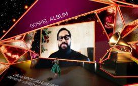 PJ Morton Wins Grammy For 'Gospel According To PJ'