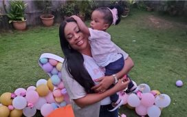 Sinach Baby Girl Has Grown Up