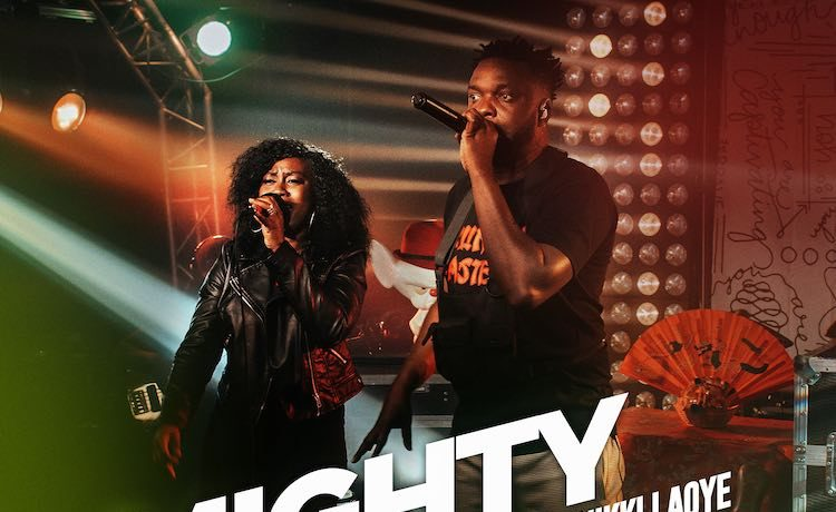 Snatcha ft. Nikki Laoye - Mighty God