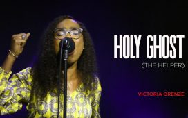 Victoria Orenze - Holy Ghost (The Helper)