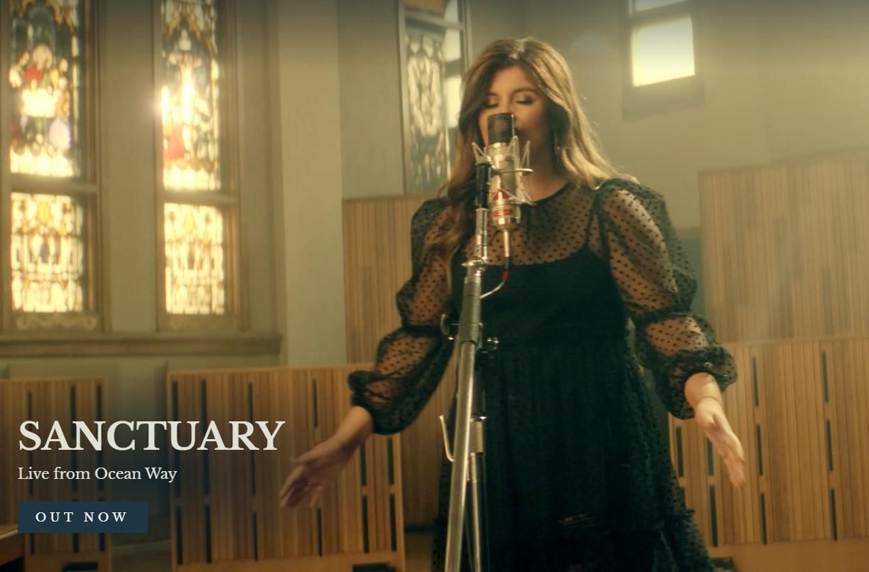 Abby Robertson - Sanctuary