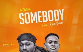 A'dam - Somebody ft. Kris Grant