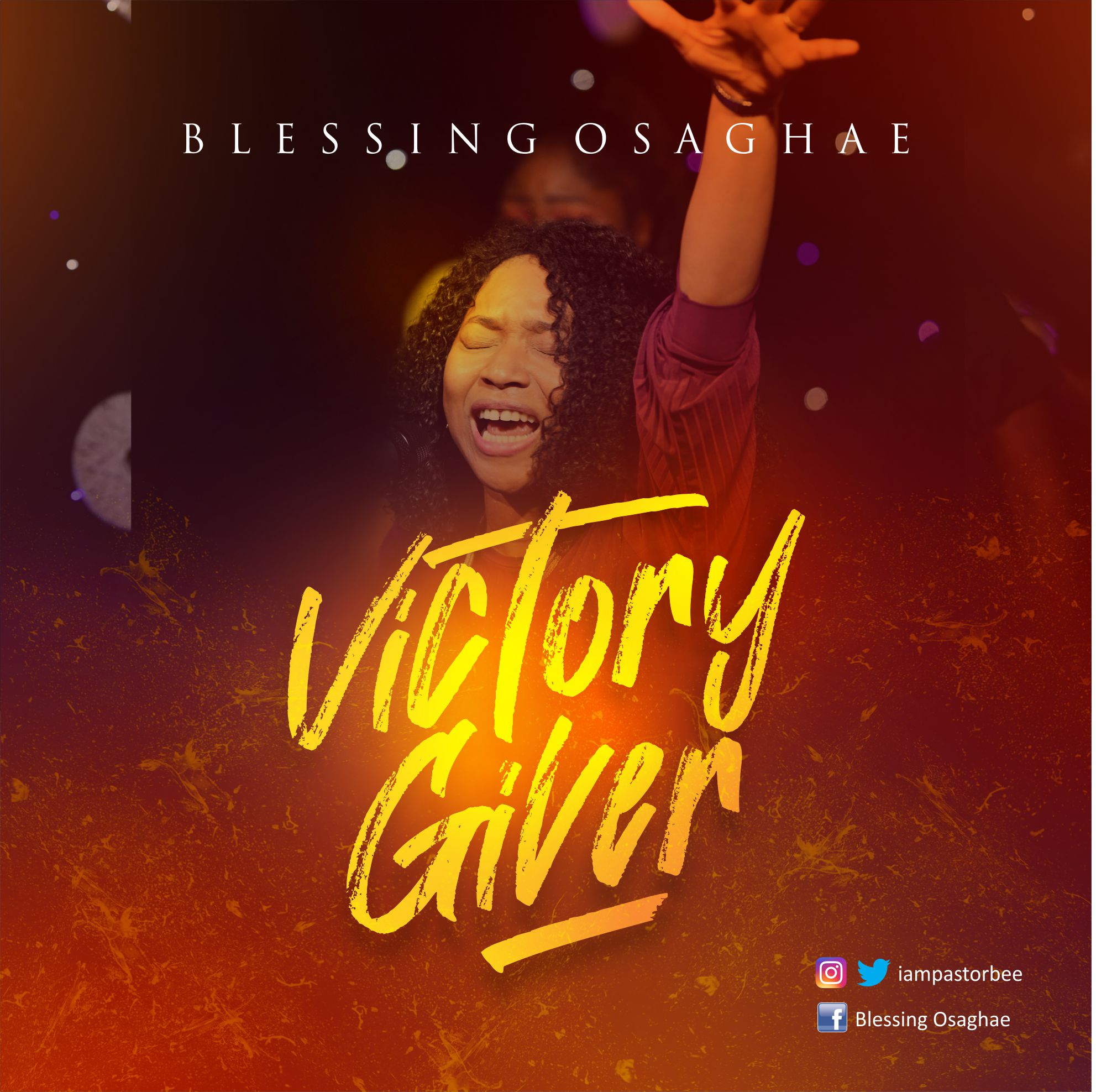 Blessing Osaghae - Victory Giver